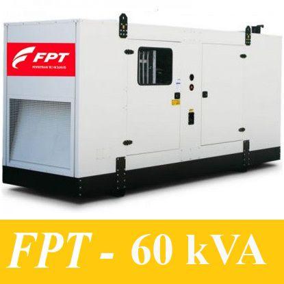 MÁY PHÁT ĐIỆN FPT 60 KVA, MODEL TF60