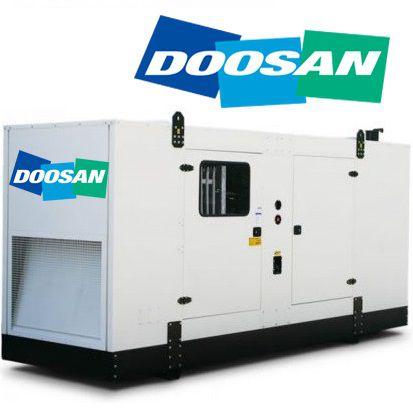 MÁY PHÁT ĐIỆN DOOSAN Engine (150kVA - 750kVA)