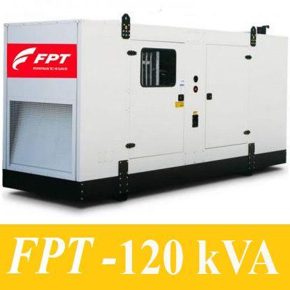 MÁY PHÁT ĐIỆN FPT 120 KVA, MODEL HT5F12