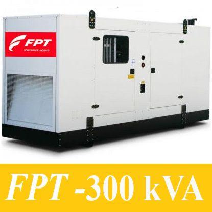 MÁY PHÁT ĐIỆN FPT 300 KVA, MODEL HT5F30