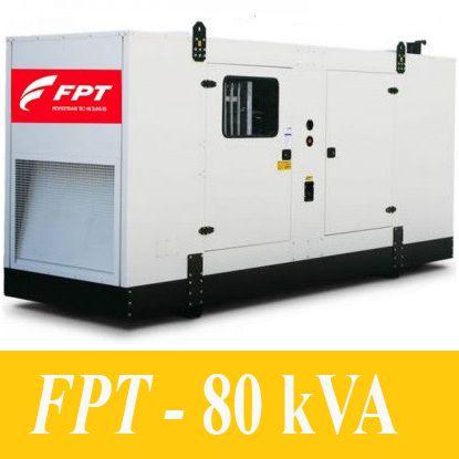 Máy Phát Điện 80kVA - FPT Engine